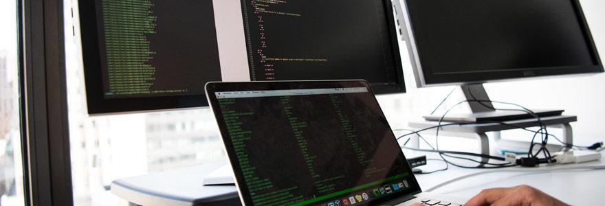 écrans d'ordinateur